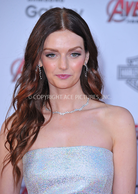 WWW.ACEPIXS.COM<br /> <br /> April 13 2015, LA<br /> <br /> Lydia Hearst arriving at the Premiere Of Marvel's 'Avengers: Age Of Ultron' at the Dolby Theatre on April 13, 2015 in Hollywood, California.<br /> <br /> <br /> By Line: Peter West/ACE Pictures<br /> <br /> <br /> ACE Pictures, Inc.<br /> tel: 646 769 0430<br /> Email: info@acepixs.com<br /> www.acepixs.com