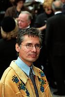 Matthew Coon-come  aux funerailles de Pierre Trudeau le 10 Octobre 2000, a la Basilique Notre-Dame<br /> <br /> <br /> PHOTO :  Agence Quebec Presse