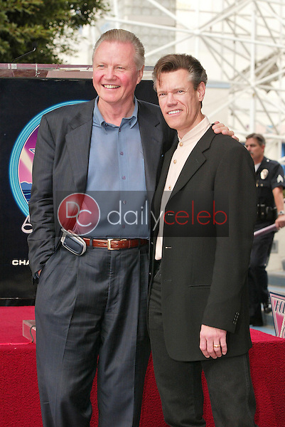 Jon Voight and Randy Travis