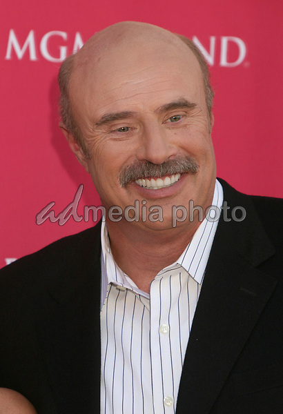 15 May 2007 - Las Vegas, Nevada - Dr. Phil McGraw. 42nd Annual Academy Of Country Music Awards held at the MGM Grand Garden Arena. Photo Credit: Byron Purvis/AdMedia