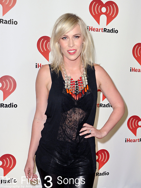 Natasha Bedingfield attends the 2011 iHeartRadio Music Festival on September 24, 2011 at the MGM Grand Garden Arena in Las Vegas, Nevada.