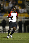20 March 2004: Fourteen year old Freddy Adu during the second half of the game. DC United of Major League Soccer defeated the Charleston Battery of the A-League 2-1 at Blackbaud Stadium in Charleston, SC in a Carolina Challenge Cup match..
