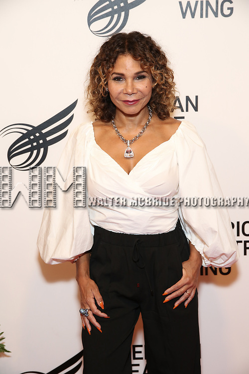 Daphne Rubin-Vega attends The American Theatre Wing's 2019 Gala at Cipriani 42nd Street on September 16, 2019 in New York City.