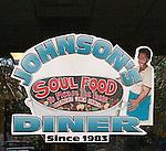 Johnson's Diner, Shoppes at City View, Orlando, Florida
