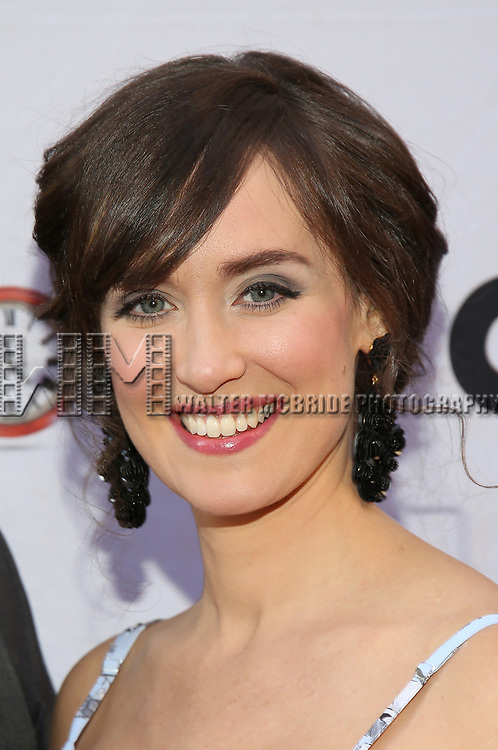 Brynn O'Malley attends the Broadway Opening Night performance of 'Groundhog Day' at the August Wilson Theatre on April 17, 2017 in New York City