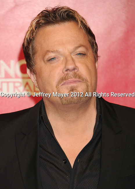 LOS ANGELES, CA - FEBRUARY 10: Eddie Izzard arrives at The 2012 MusiCares Person of The Year Gala Honoring Paul McCartney at Los Angeles Convention Center on February 10, 2012 in Los Angeles, California.
