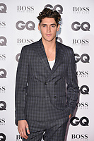 Isaac Carew at the the GQ Men of the Year Awards 2017 at the Tate Modern, London, UK. <br /> 05 September  2017<br /> Picture: Steve Vas/Featureflash/SilverHub 0208 004 5359 sales@silverhubmedia.com