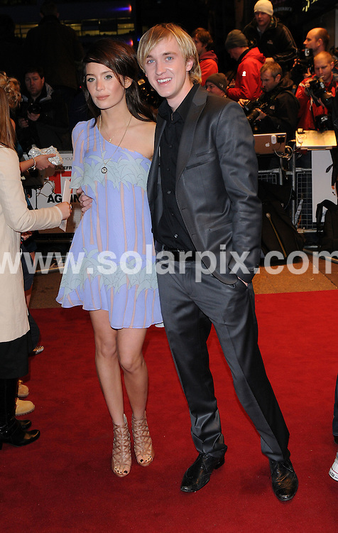 **ALL ROUND PICTURES FROM SOLARPIX.COM**.**WORLDWIDE SYNDICATION RIGHTS**.the UK Film Premiere of 17 Again at the Odeon West End, London, UK. 26 March 2009..This pic: Tom Felton..JOB REF: 8724 SSD     DATE: 26_03_2009.**MUST CREDIT SOLARPIX.COM OR DOUBLE FEE WILL BE CHARGED**.**ONLINE USAGE FEE GBP 50.00 PER PICTURE - NOTIFICATION OF USAGE TO PHOTO @ SOLARPIX.COM**.**CALL SOLARPIX : +34 952 811 768 or LOW RATE FROM UK 0844 617 7637**