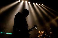 SAO PAULO, SP, 22 DE MARÇO DE 2013 - SHOW SUBLIME WITH ROME - A banda californiana de Reggae fusion Sublime With Rome durante apresentação realizada na noite desta sexta feira (22) no HSBC Brasil em São Paulo. FOTO: LEVI BIANCO - BRAZIL PHOTO PRESS