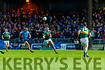 Gavin O'Brien Kerry in action against   Dublin during the Allianz Football League Division 1 Round 3 match between Kerry and Dublin at Austin Stack Park in Tralee, Kerry on Saturday night.