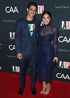 LOS ANGELES - OCTOBER 7:   Joe Locicero and Gina Rodriguez at the 2017 Los Angeles Dance Project Gala on October 7, 2017 in Los Angeles, California. (Photo by Scott Kirkland/PictureGroup)