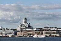 Dom und Südhafen, Helsinki, Finnland