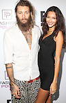 Model Phil Sullivan and Guest Attend E!'s 2016 Spring NYFW Kick Off party at The Standard, High Line, Biergarten & Garden