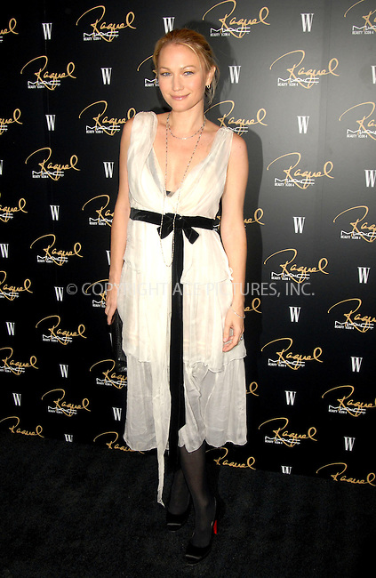 WWW.ACEPIXS.COM . . . . . ....January 17, 2007, New York City.....Sarah Wynter attends the MAC Cosmetics celebration to honor her as a Beauty Icon at Gilt the New York Palace Hotel.....Please byline: KRISTIN CALLAHAN - ACEPIXS.COM.. . . . . . ..Ace Pictures, Inc:  ..(212) 243-8787 or (646) 679 0430..e-mail: picturedesk@acepixs.com..web: http://www.acepixs.com