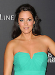 Angelique Cabral arriving at the '16th Costume Designers Guild Awards' held at The Beverly Hilton Hotel in Los Angeles on February 22, 2014