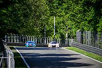 #67 ATTEMPTO RACING (DEU) LAMBORGHINI HURACAN GT3 MAX VAN SPLUNTEREN (NDL) CLEMENT MATEU (FRA) GIORGIO MAGGI (ITA) PRO AM CUP