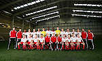 241115 Sheffield Utd U18 photocall