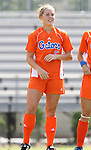 Florida's Lauren Hyde on Sunday September 17th, 2006 at Koskinen Stadium on the campus of the Duke University in Durham, North Carolina. The University of North Carolina Tarheels defeated the University of Florida Gators 1-0 in an NCAA Division I Women's Soccer game.