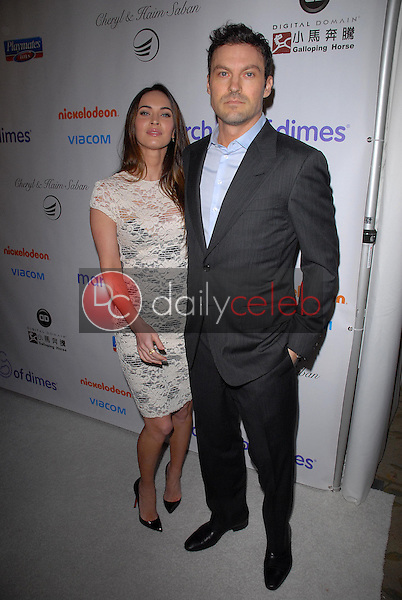 Megan Fox, Brian Austin Green<br /> at the 2012 March Of Dimes Celebration Of Babies, Beverly Hills Hotel, Beverly Hills, CA 12-07-12<br /> David Edwards/DailyCeleb.com 818-249-4998