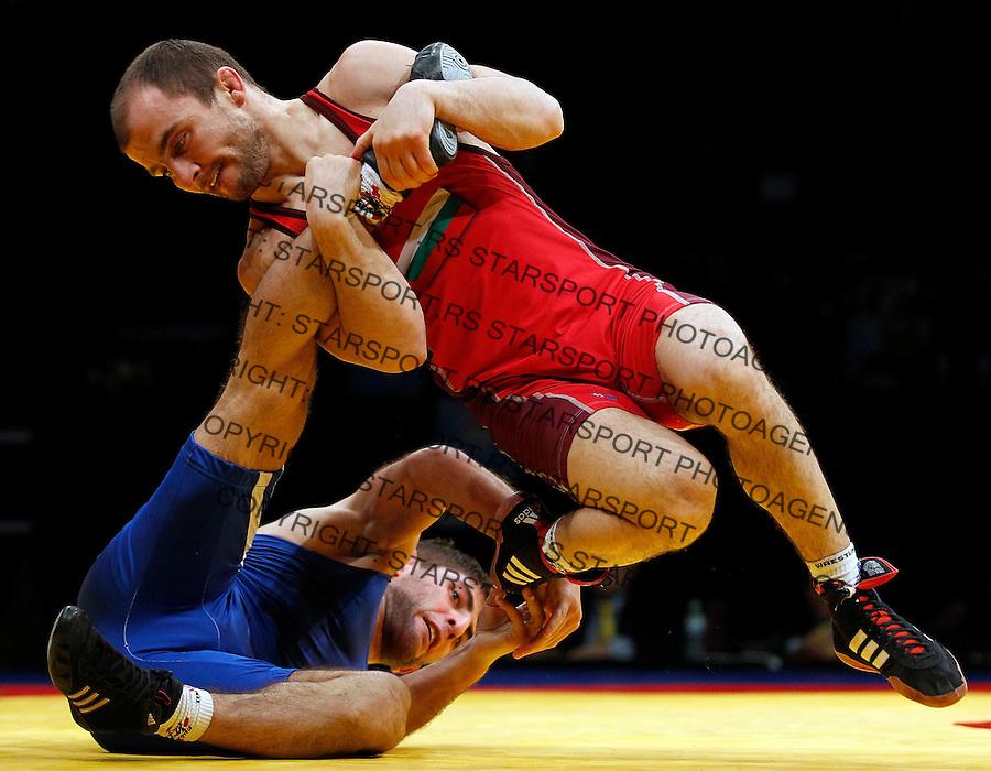 Wrestling, European championship 2012.Rvanje, Evropsko prvenstvo .Finala.Beograd, 07.03.2012.foto: Srdjan Stevanovic/Starsportphoto ©