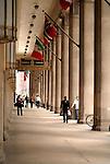 The Civic Opera House Arcade