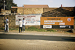 A street in Meadowlands, Soweto. April 2009