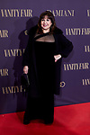 Loles Leon attends to Vanity Fair 'Person of the Year 2019' Award at Teatro Real in Madrid, Spain.