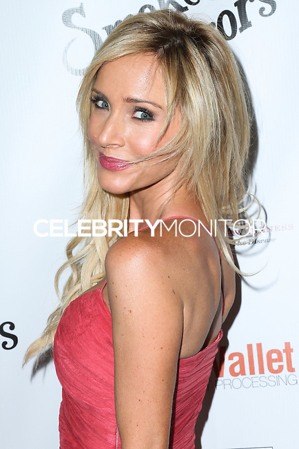 BEVERLY HILLS, CA, USA - SEPTEMBER 13: Camille Anderson arrives at the Brent Shapiro Foundation For Alcohol And Drug Awareness' Annual 'Summer Spectacular Under The Stars' 2014 held at a Private Residence on September 13, 2014 in Beverly Hills, California, United States. (Photo by Xavier Collin/Celebrity Monitor)