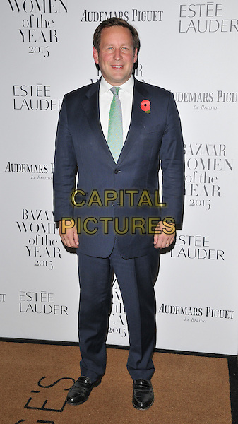 Ed Vaizey attends the Harper's Bazaar Women of the Year Awards 2015, Claridge's Hotel, Brook Street, London, England, UK, on Tuesday 03 November 2015. <br /> CAP/CAN<br /> &copy;CAN/Capital Pictures