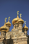 Russian Orthodox Church of St. Mary Magdalene on the Mount of Olives