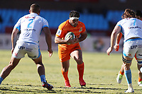 Action from the Super Rugby match between the Vodacom Bulls and the Jaguares at Loftus Versfeld in Pretoria, South Africa on Saturday, 7 July 2018. Photo: Steve Haag / stevehaagsports.com