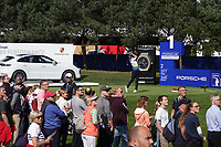Bernd Wiesberger (AUT) during the final round of the Porsche European Open , Green Eagle Golf Club, Hamburg, Germany. 08/09/2019<br /> Picture: Golffile   Phil Inglis<br /> <br /> <br /> All photo usage must carry mandatory copyright credit (© Golffile   Phil Inglis)