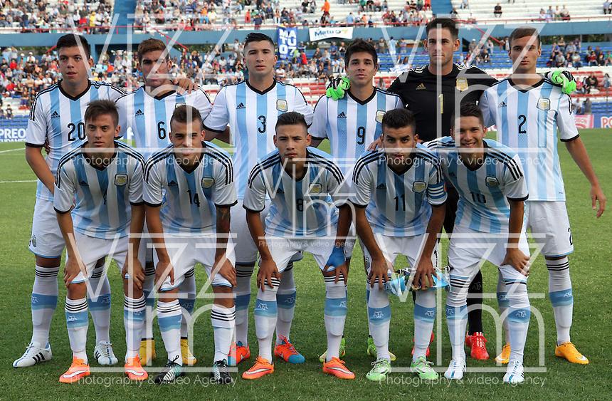 Colombia Vs Uruguay Sub 20: Sudamericano Sub 20 2015 / Colombia Vs. Argentina