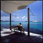 Hotel Eden Rock, St. Barths, French West Indies.