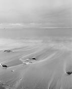 Neg 8/221/Fuji Acros<br /> Ruby Beach at dusk Olympic National Park<br /> Washington