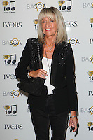 Christine McVie arriving for the 59th Ivor Novello Awards, at the Grosvenor House Hotel, London. 22/05/2014 Picture by: Alexandra Glen / Featureflash