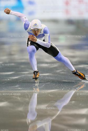 Daichi Yamanaka (JPN), DECEMBER 29, 2013 - Speed Skating : Japan Olympic Team Trials for Sochi, Men's 1000m at M-Wave in Nagano, Japan. (Photo by Yusuke Nakanishi/AFLO SPORT)