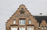 Nederland Amsterdam 2017. Het Lloyd Hotel. Foto Berlinda van Dam / Hollandse Hoogte