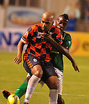Deportivo Cali empato con 1x1 con Chico en la liga postobon del torneo finalizacion del futbol  Colombiano