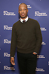 Corey Hawkins attends the 'Six Degrees Of Separation' Cast Meet & Greet at The New 42nd Street Studios on March 1, 2017 in New York City.