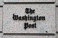 WASHINGTON DC, EUA, 08.10.2019 - ECONOMIA-WASHINGTON DC - Sede do Jornal The Washington Post, na cidade de Washington DC, capital dos Estados Unidos, nesta terça-feira, 8. (Foto Charles Sholl/Brazil Photo Press/Folhapress)