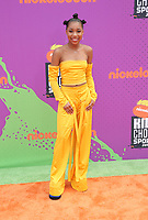 LOS ANGELES, CA July 13- Kyla-Drew Simmons, At Nickelodeon Kids' Choice Sports Awards 2017 at The Pauley Pavilion, California on July 13, 2017. Credit: Faye Sadou/MediaPunch