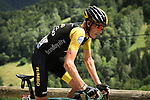 Robert Gesink (NED) Team LottoNL-Jumbo from the breakaway group in action during Stage 15 of the 2018 Tour de France running 218km from Carcassonne to Bagneres-de-Luchon, France. 24th July 2018. <br /> Picture: ASO/Pauline Ballet | Cyclefile<br /> All photos usage must carry mandatory copyright credit (© Cyclefile | ASO/Pauline Ballet)