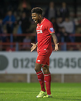 Jerome Sinclair of Liverpool, Transfer Target of various clubs including Watford. 28 January 2016. Photo by Andy Rowland.