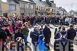 A large group attended the Easter Parade in Cahersiveen on Easter Sunday which has taken place every year since 1924.