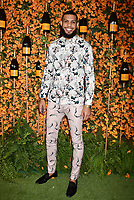 PACIFIC PALISADES, CA - OCTOBER 06: Sarunas Jackson arrives at the 9th Annual Veuve Clicquot Polo Classic Los Angeles at Will Rogers State Historic Park on October 6, 2018 in Pacific Palisades, California.<br /> CAP/ROT/TM<br /> &copy;TM/ROT/Capital Pictures