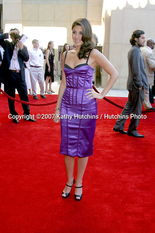 Jamie-Lynn Sigler.ESPY Awards 2007.Kodak Theater.Los Angeles, CA.July 11, 2007.©2007 Kathy Hutchins / Hutchins Photo....