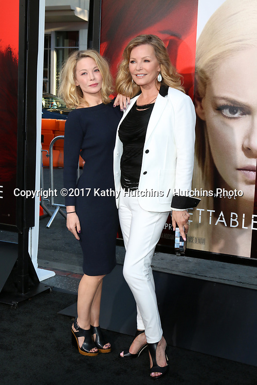 "LOS ANGELES - APR 18:  Jordan Ladd, Cheryl Ladd at the ""Unforgettable"" Premiere at TCL Chinese Theater IMAX on April 18, 2017 in Los Angeles, CA"