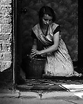 Housewife, Bethnal Green 1937
