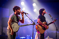 LAS VEGAS, NV - September 20, 2016: ***HOUSE COVERAGE*** The Avett Brothers perform at Brooklyn Bowl in Las vegas, NV on September 20, 2016. Credit: Erik Kabik Photography/ MediaPunch